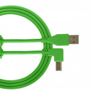 View and buy UDG USB Cable A-B 1m Green Angled U95004GR online