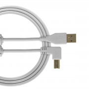 View and buy UDG USB Cable A-B 1m White Angled U95004WH online