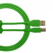View and buy UDG USB Cable A-B 2m Green U95002GR online