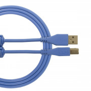View and buy UDG USB Cable A-B 3m Blue U95003LB online