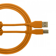 View and buy UDG USB Cable A-B 2m Orange U95002OR online