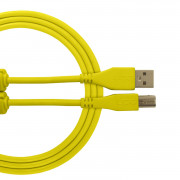 View and buy UDG USB Cable A-B 2m Yellow U95002YL online