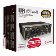 View and buy Steinberg UR22 MKII Value Edition online