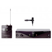 View and buy AKG WMS450 Presenter Set w/ Lavalier Mic online