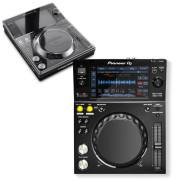 View and buy Pioneer XDJ700 + Decksaver Bundle online