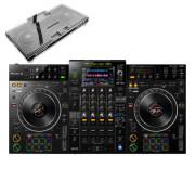 View and buy Pioneer DJ XDJ-XZ + Decksaver Bundle online