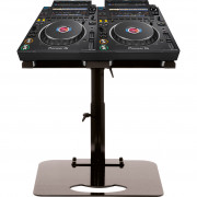 View and buy Zomo Pro Stand P-3000/2 Dual CDJ-3000 Stand with Baseplate online
