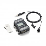 View and buy Zoom F1-LP Field Recorder With Lavalier Mic online