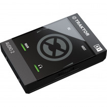 NATIVE INSTRUMENTS Audio 2 MK2 DJ Soundcard