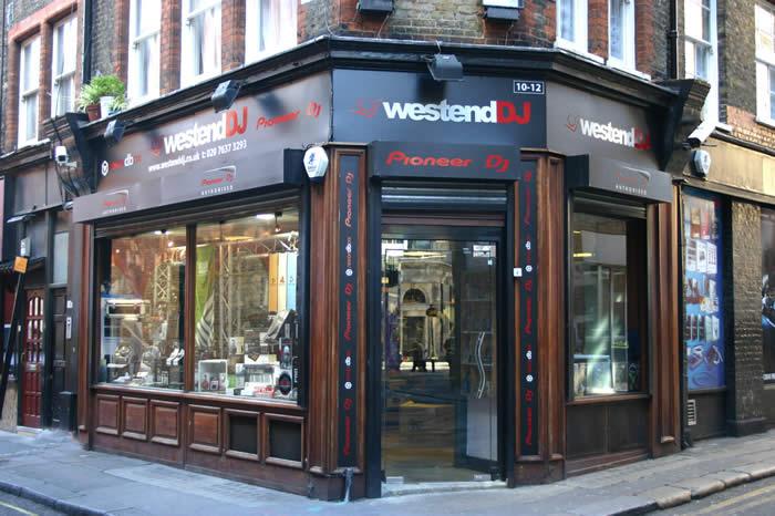 WestendDJ Hanway street London