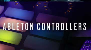 akai abelton controllers
