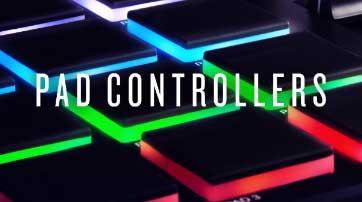 akai pad controllers