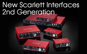 scarlett 2nd gen