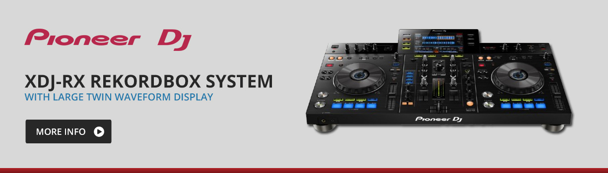 pioneer xdjrx all in one usb dj player