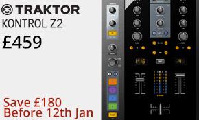 Traktor Kontrol Z2 mixer discount