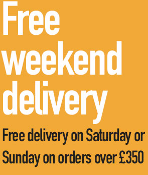 free weekend delivery