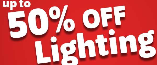 sale light