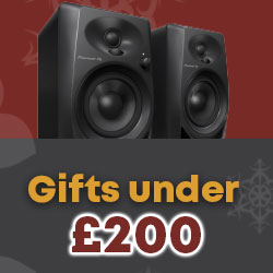 gifts for DJ under £200