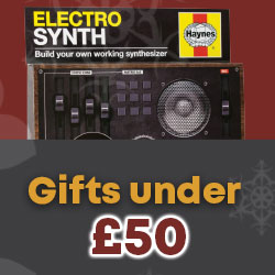 gifts for DJ under £50